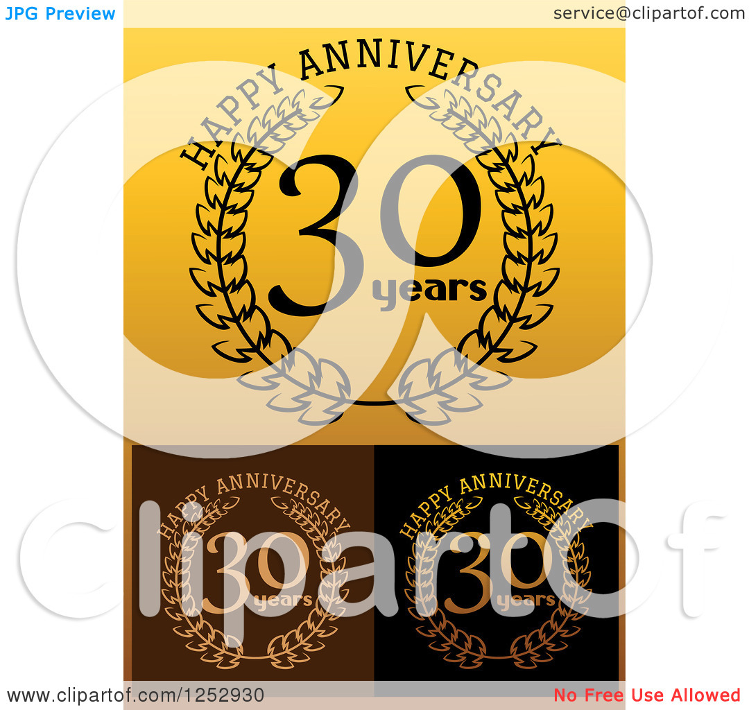 Anniversary Illustrations And Clip Art 50965 Anniversary   Online
