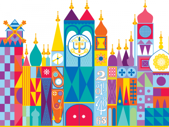 Celebrate 50 Years Of  It S A Small World  With A Global Sing A