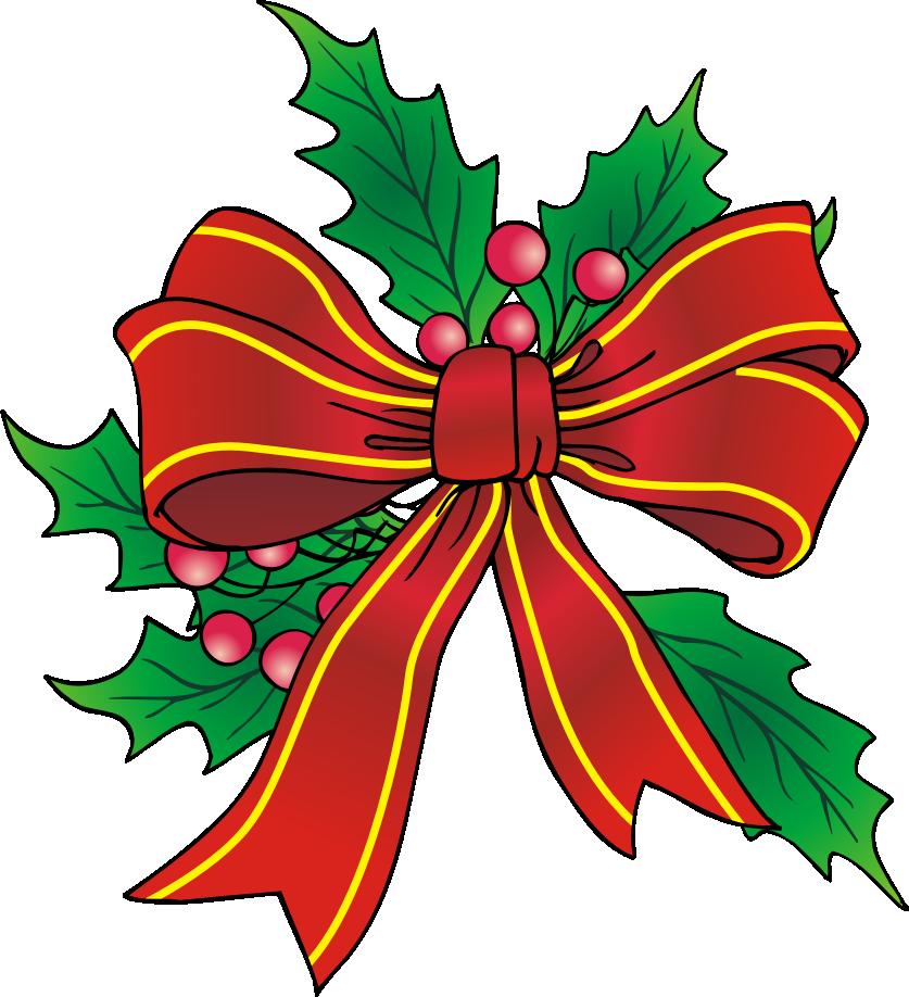 Clip Art Christmas Bow Clipart christmas bow clipart kid clip art cliparts co