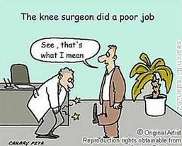 Funny Knee Operation Funny Knee Oper