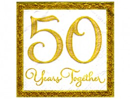Golden Jubilee Wedding Anniversary  Quotesgifts And Party Ideas For
