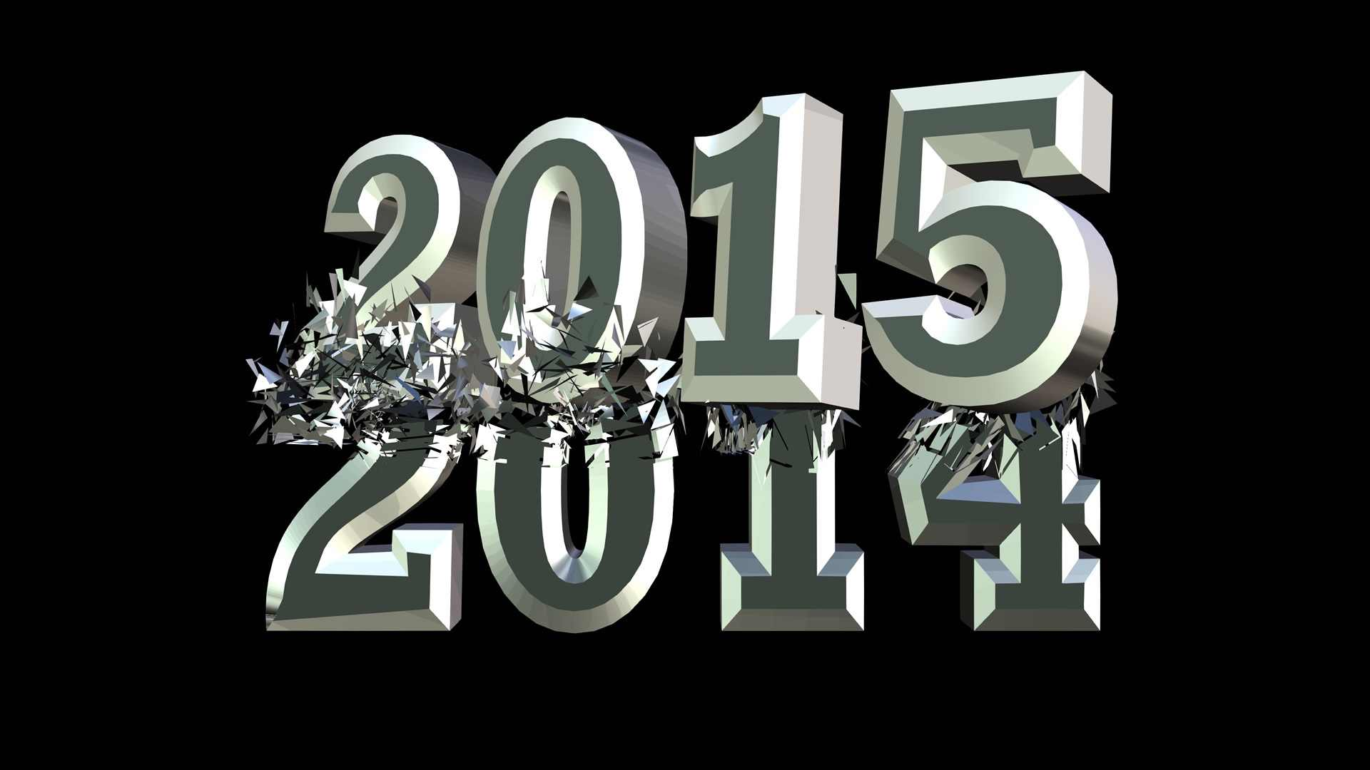 Happy New Year 2015 Clip Art High Image Wallpaper