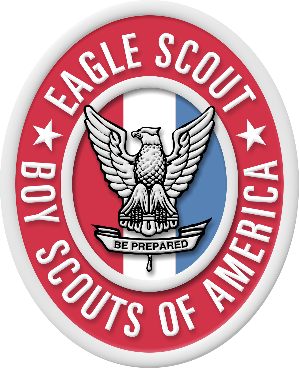 Eagle Scout Badge Clipart - Clipart Kid