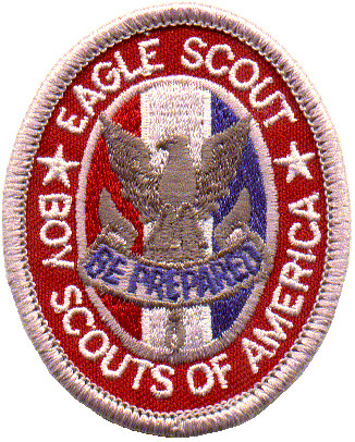 Let Me Hear From You On How You Used This Eagle Scout Badge Image
