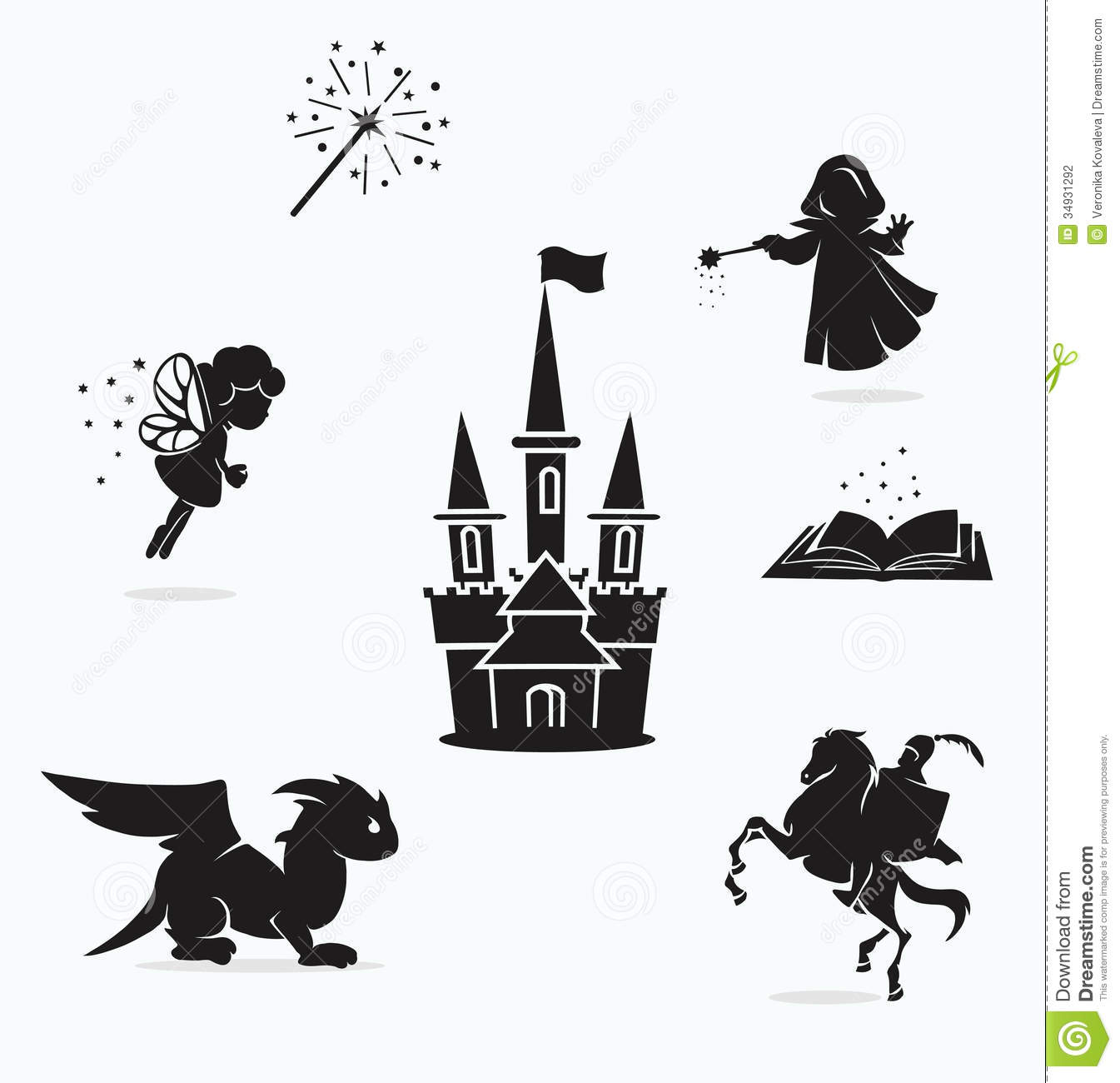 Magic Black And White Clipart - Clipart Suggest
