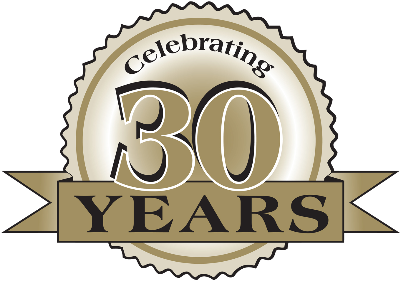 30- Year Anniversary Clipart - Clipart Kid