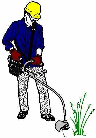 Weed Trimmers Weed Wackers Weed Eaters Can Throw Objects And Injure