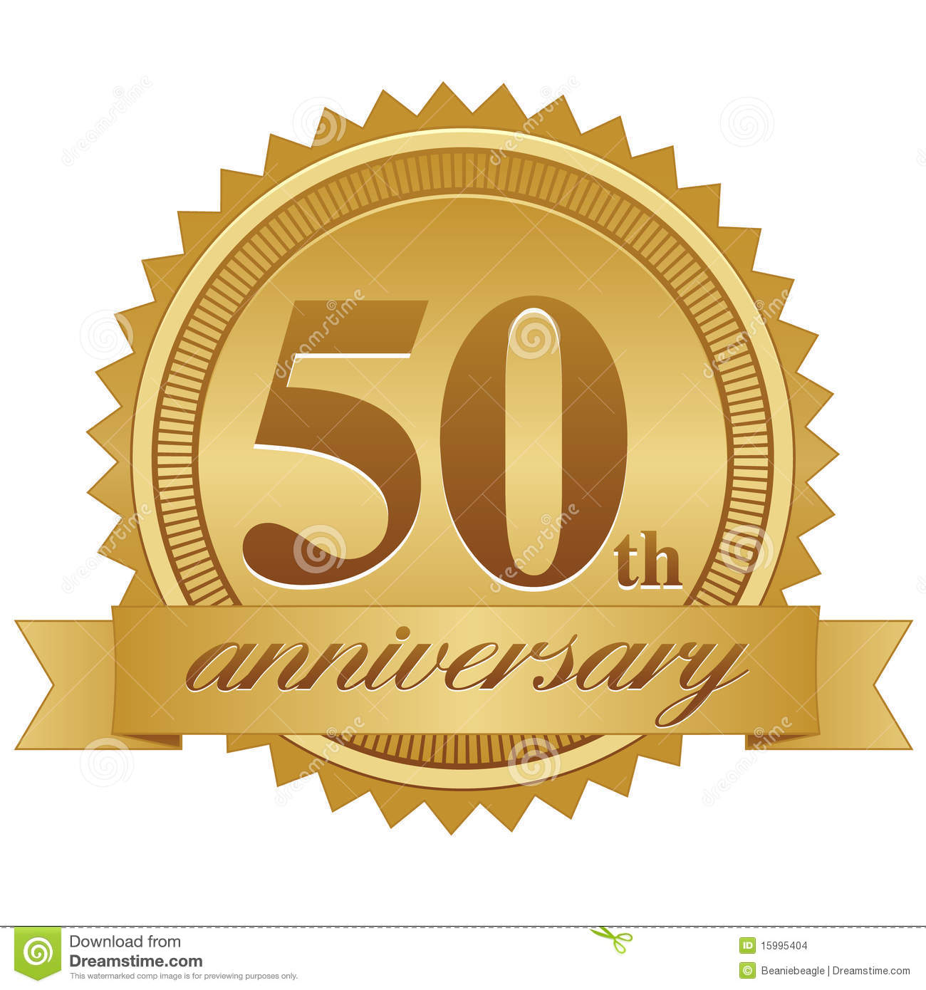 50th Wedding Anniversary Graphics: 50th Business Anniversary Clipart