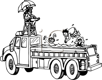 3 Years Old Fire Truck Clipart - Clipart Kid