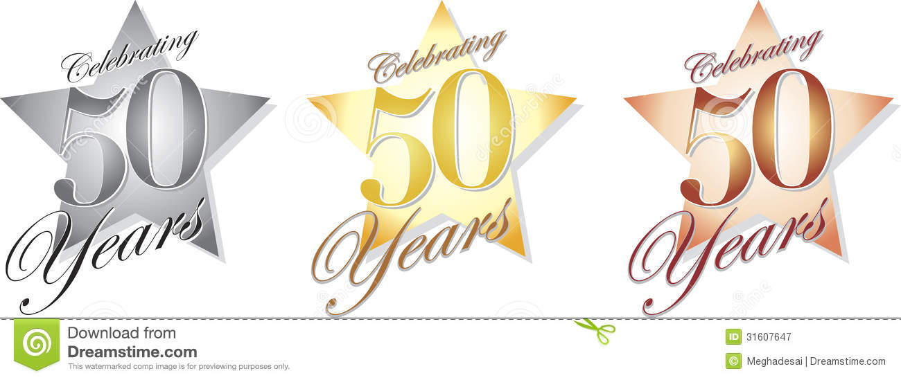 Celebrating 50 Years Clip Art   Boo The Dogs 2015