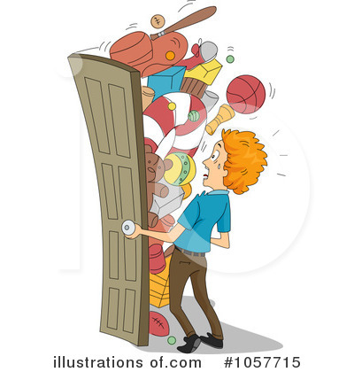 Closet Clipart  1057715   Illustration By Bnp Design Studio