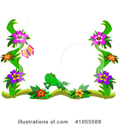 Frog Clipart  1055568   Illustration By Bpearth