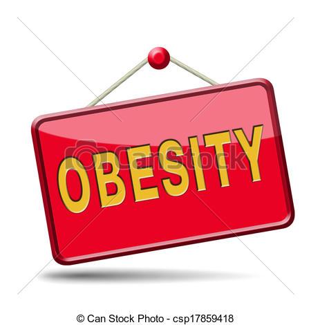 Stop Childhood Obesity Clip Art