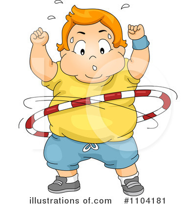 Obesity Clipart - Clipart Kid