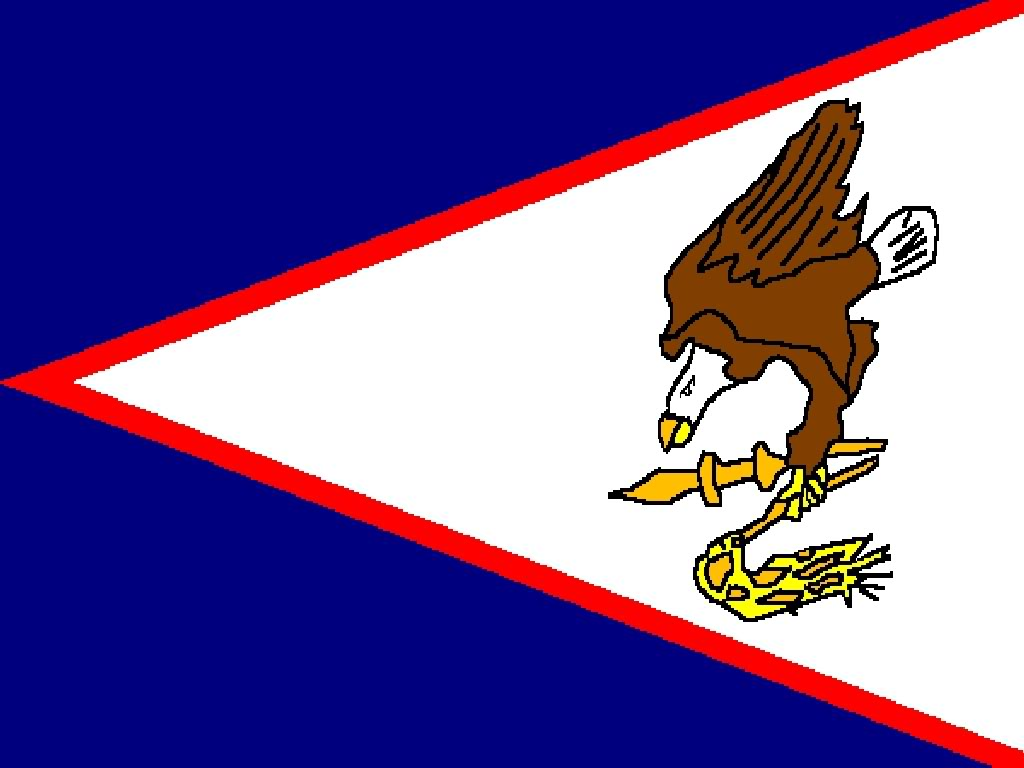 Samoan Flag Wallpaper American Samoa National Flag ...