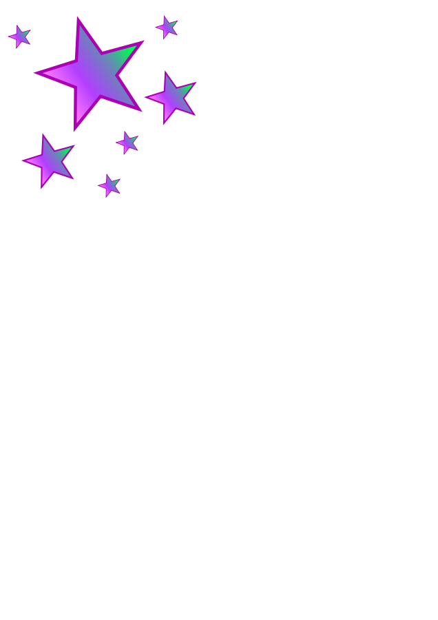 3 Stars Star Pattern Clipart - Clipart Kid