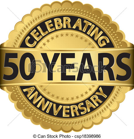 50 Years Clipart - Clipart Kid