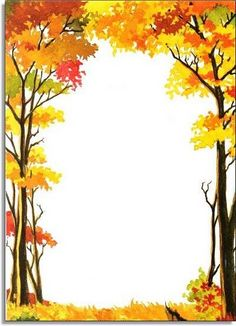 Clip Art Fall Border Clip Art seasonal fall borders clipart kid autumn clip art and images on pinterest digi stamps and