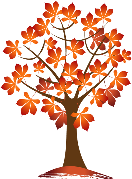 Autumn Tree2 Autumn Clipart