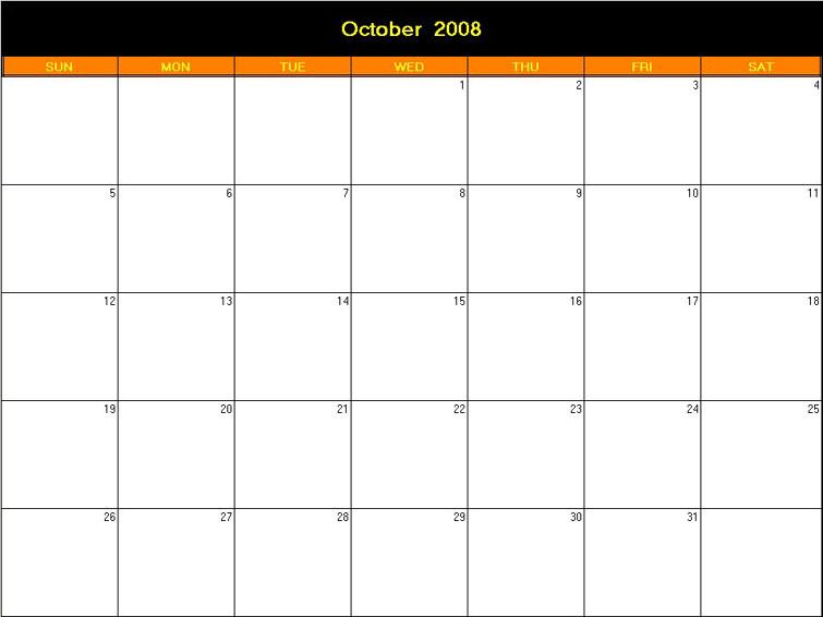 Blank Calendar Clipart : Blank calendar clipart suggest
