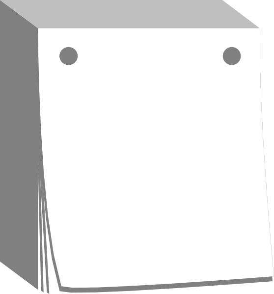 Blank Calendar Icon Vector : Blank calendar clipart suggest