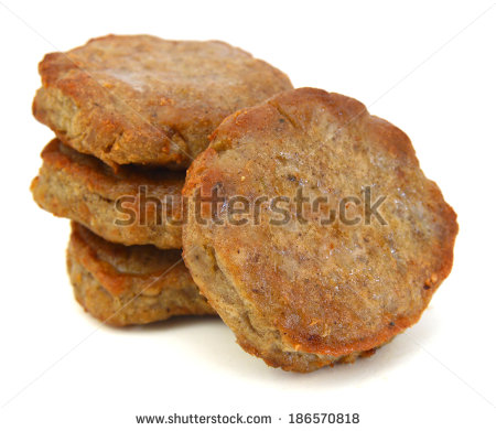 Breakfast Sausage Patty Clipart Pork Sausage Patties