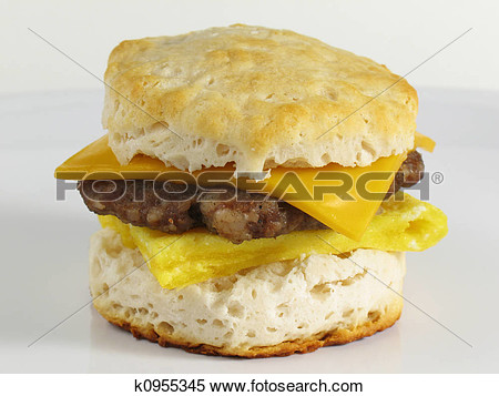 Breakfast Sausage Patty Clipart Start Your Morning Right With This