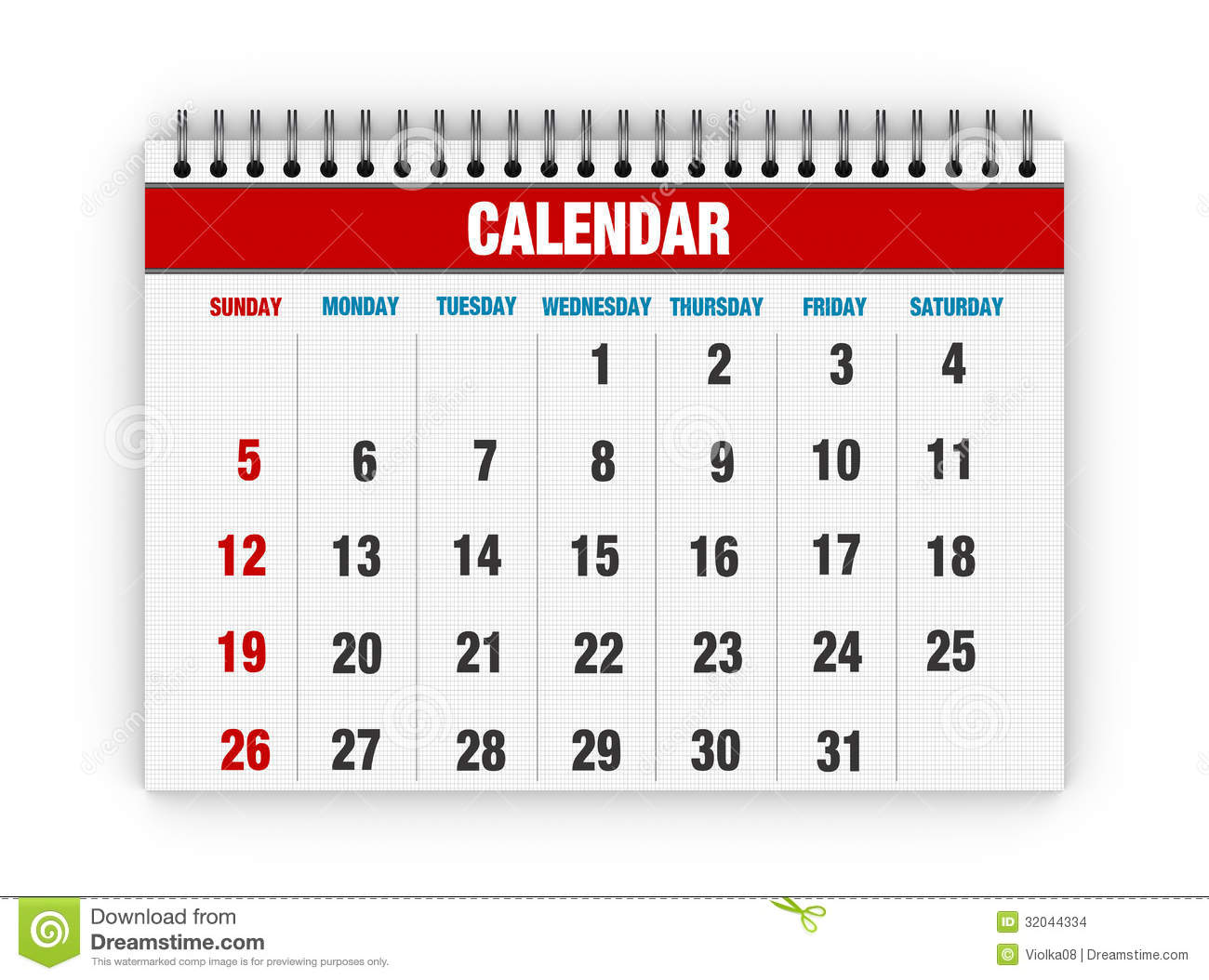 Calendar Of Art : Blank calendar clipart suggest