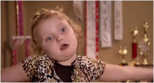 Here Comes Honey Boo Boo  Another Toddlers   Tiaras Flashback As Alana