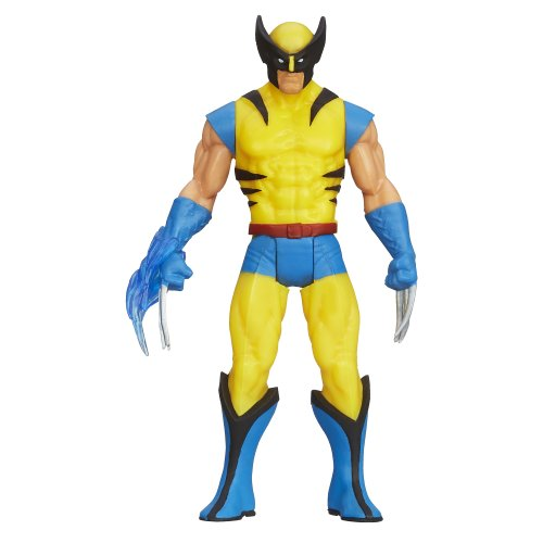 Marvel Wolverine Action Figure Warrior Claw Wolverine 3 75 Inch