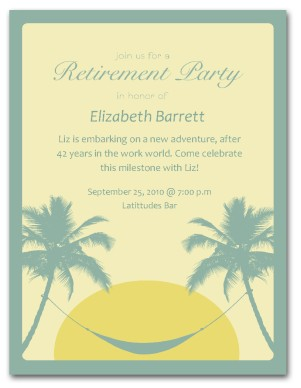 Retirement Party Flyer Templateranyunfei Com   Resume Invoice And
