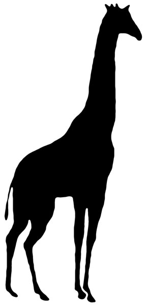 Animal Silhouettes   Free Images At Clker Com   Vector Clip Art Online