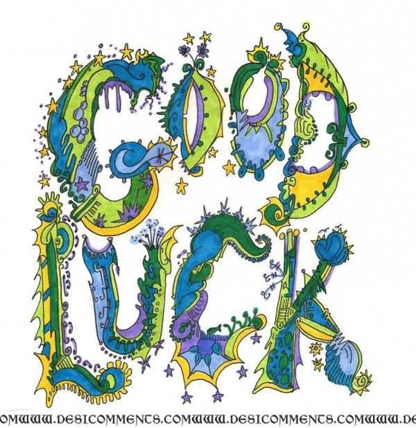 Animated Good Luck Clipart