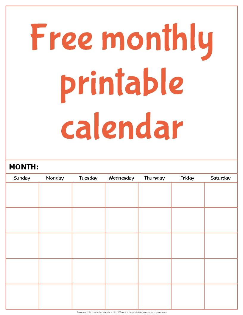 Calendar Artistic : Blank calendar clipart suggest