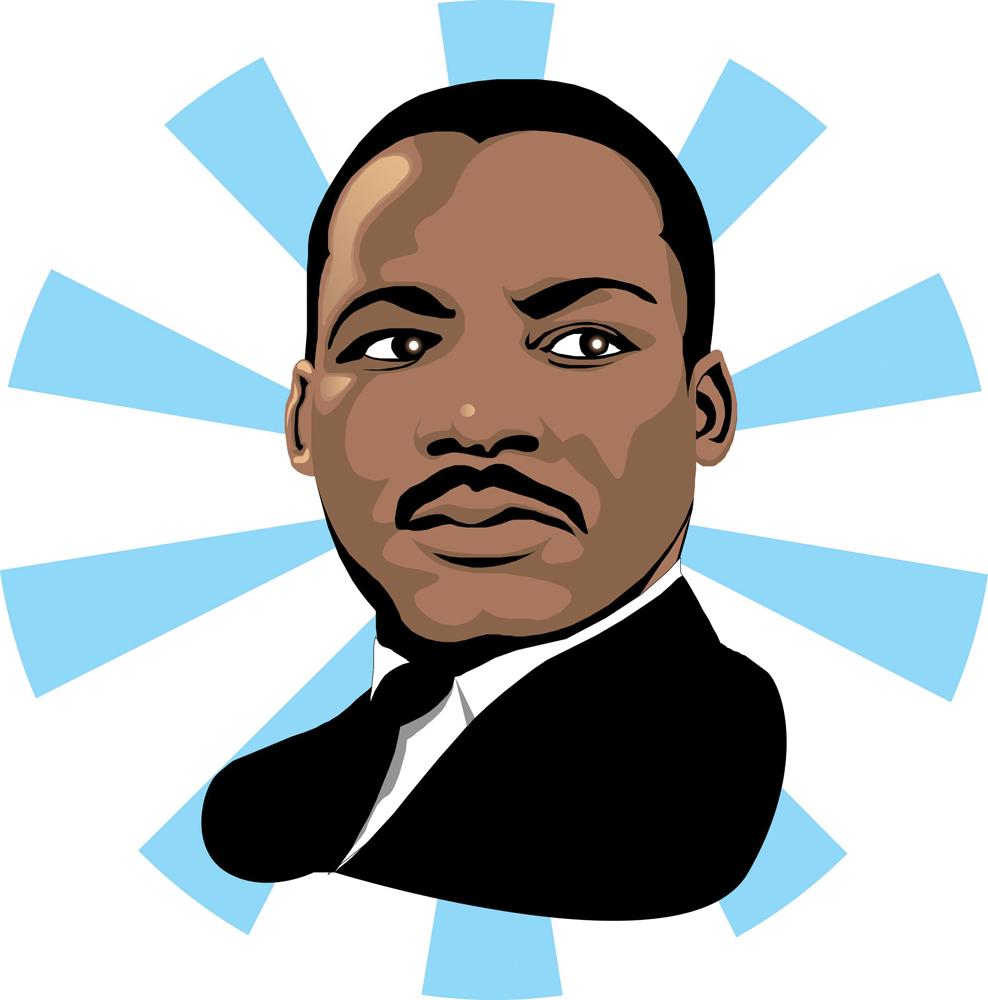 Martin Luther King Parade Clip Art