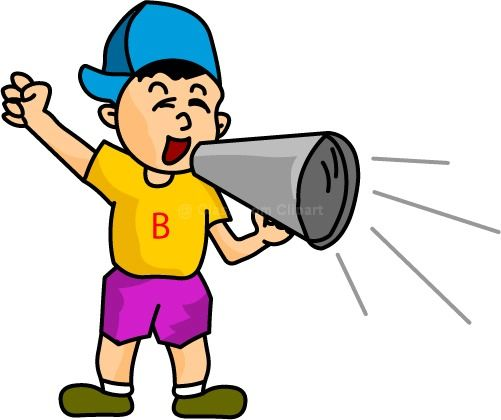 Cheerleader Clipart - Clipart Kid
