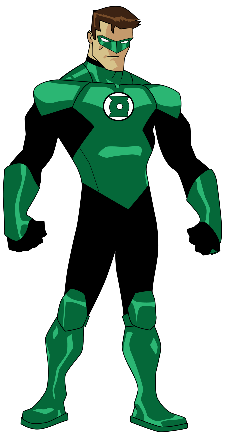 This is a picture of Superb Green Lantern Clipart