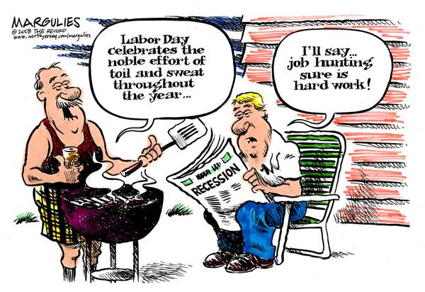 Commentary About American Labor Day 2013 Bleak Job Market Of Today