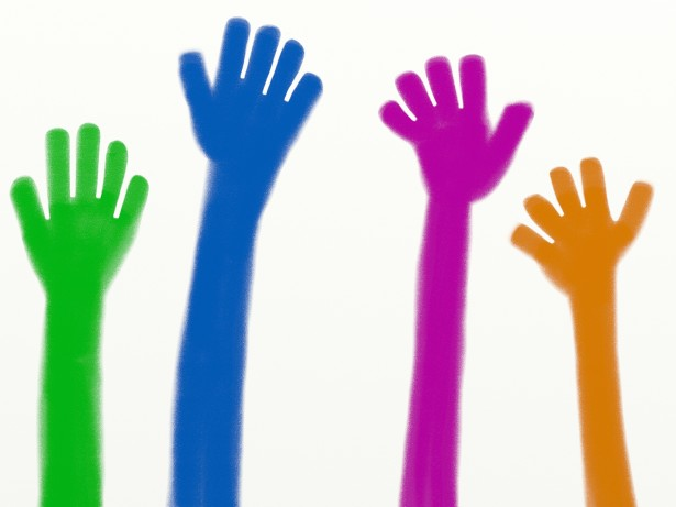 Diverse Hands Painting Free Stock Photo   Public Domain Pictures