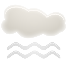 Foggy Clipart Foggy Weather Clipart