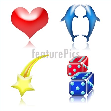 Good Luck Charm Illustrations And Clipart   Free Clip Art Images