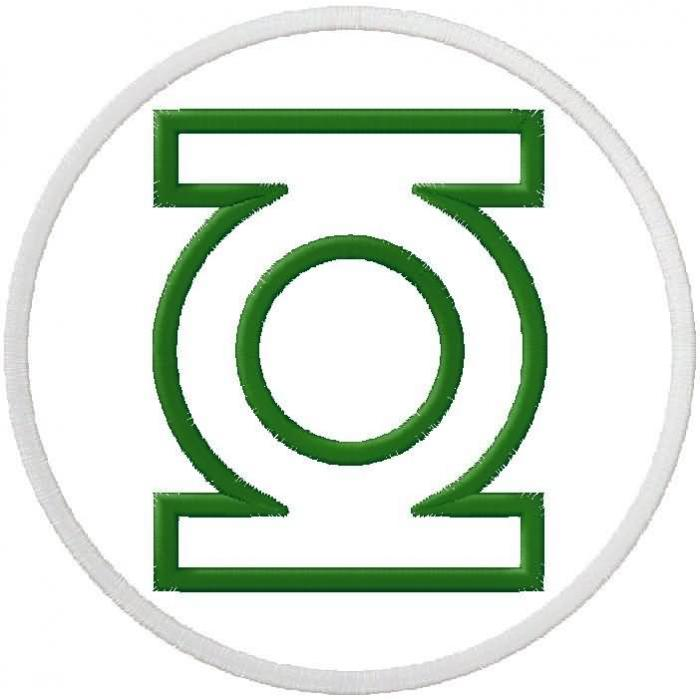 This is a picture of Tactueux Green Lantern Clipart