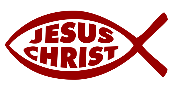 Jesus fish symbol clipart clipart suggest for Christian fish sign