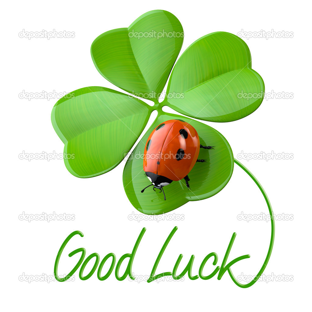 Lucky Symbols   Stock Photo   Alexraths  13358914