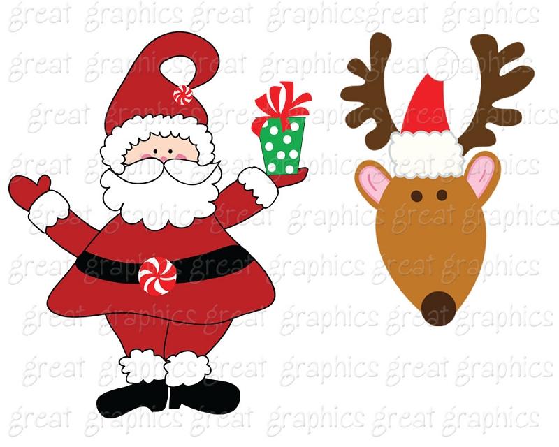 Christmas Reindeer Crafts Ks