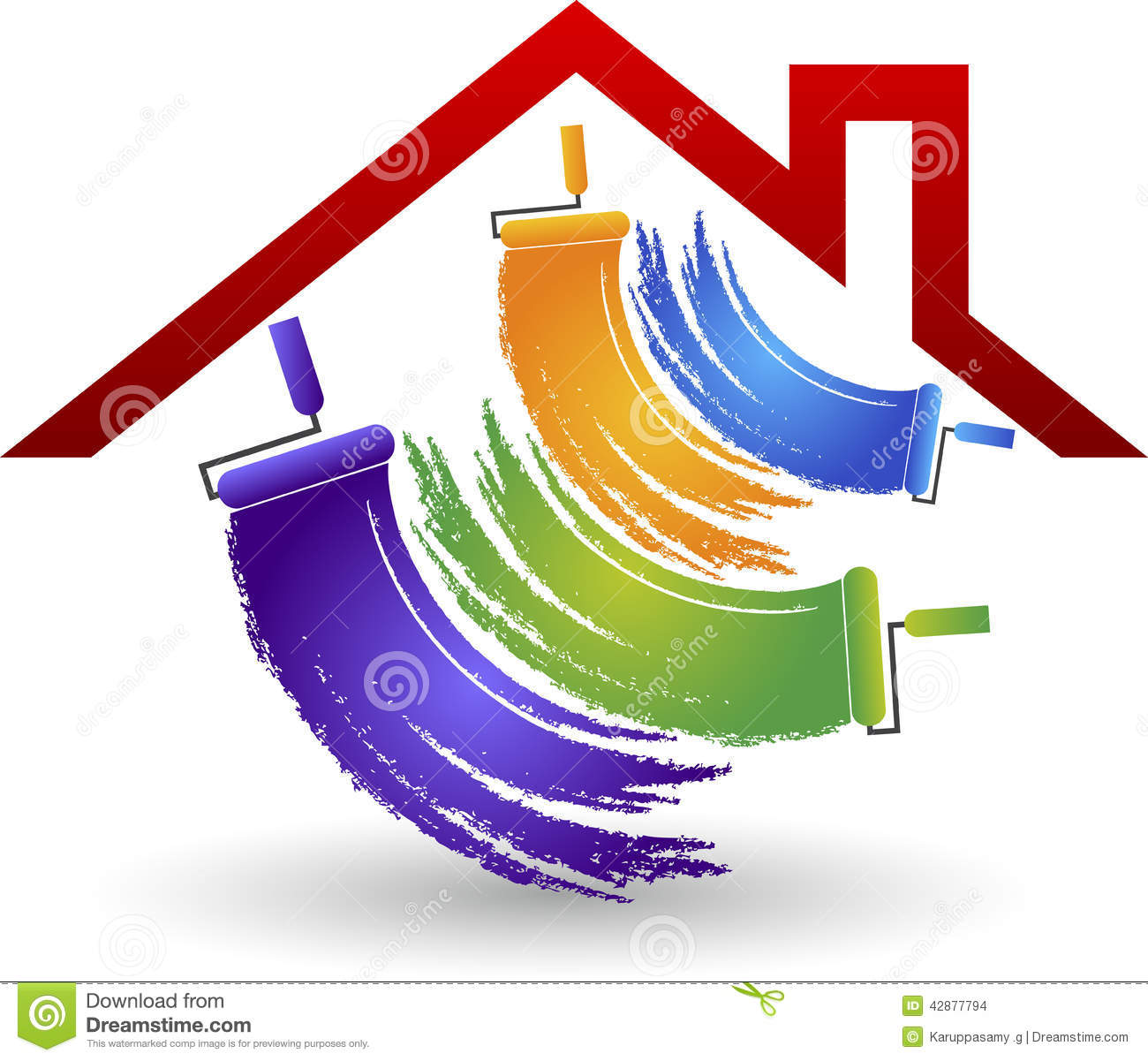 construction painting clipart clipart suggest