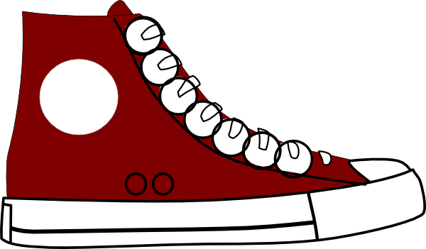 Clip Art Sneakers Clipart sneaker free clipart kid sneakers clip art images for commercial use