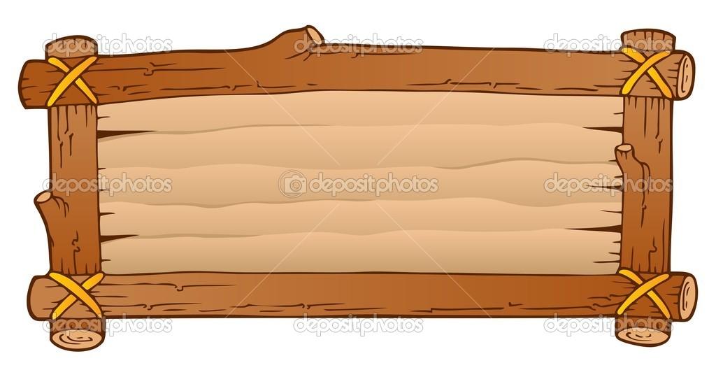 Cartoon Wood Board ~ Wood board clipart suggest