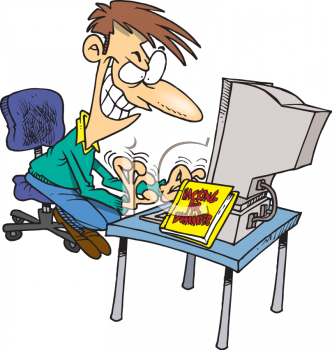 0511 0906 2321 1306 Guy Hacking A Computer Clipart Image Jpg