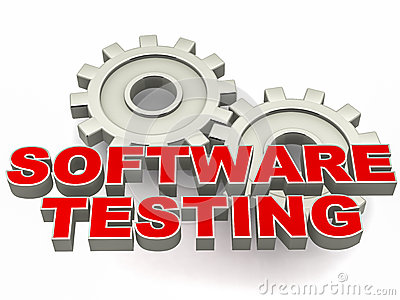 Computer Testing Clipart Software Testing Stock Vector